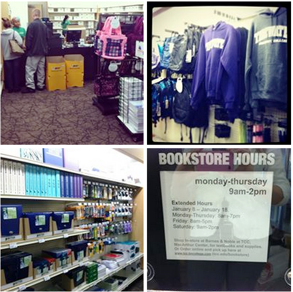 The Tidewater Community College Bookstore Inside Tcc Portsmouth S New Student Center Has Everything You Need To Get Re New Students Community College Bookstore