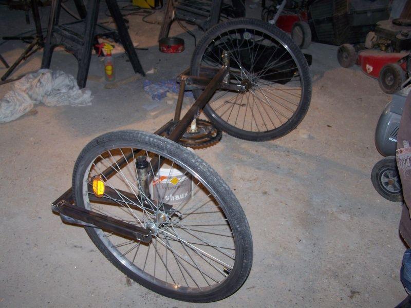 Populaire fabrication d'un vélo triporteur | Vélos | Pinterest | Velo  ZP57