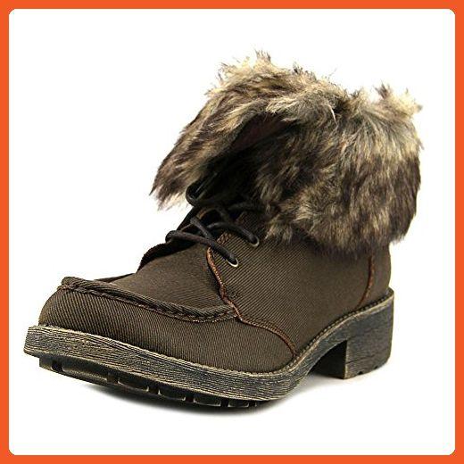 Good Sale Womens Boots Rocket Dog Teagan Brown Ragtag/Matterhorn