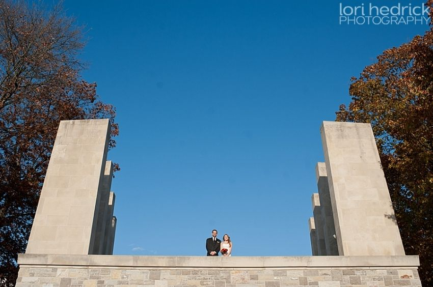 Virginia Tech Chapel Blacksburg VA wedding Lori Hedrick