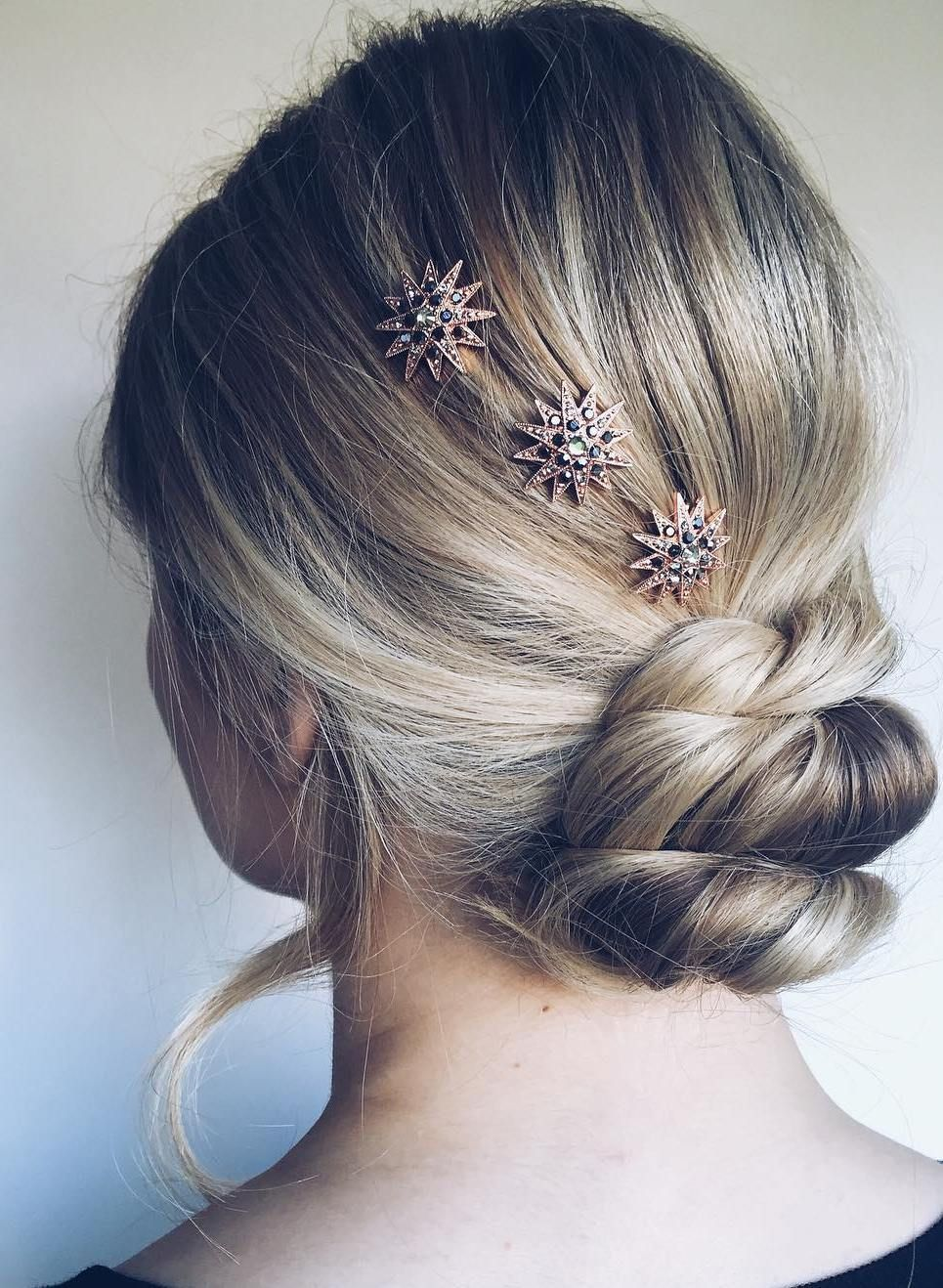 updos for thin hair that score maximum style point hair up