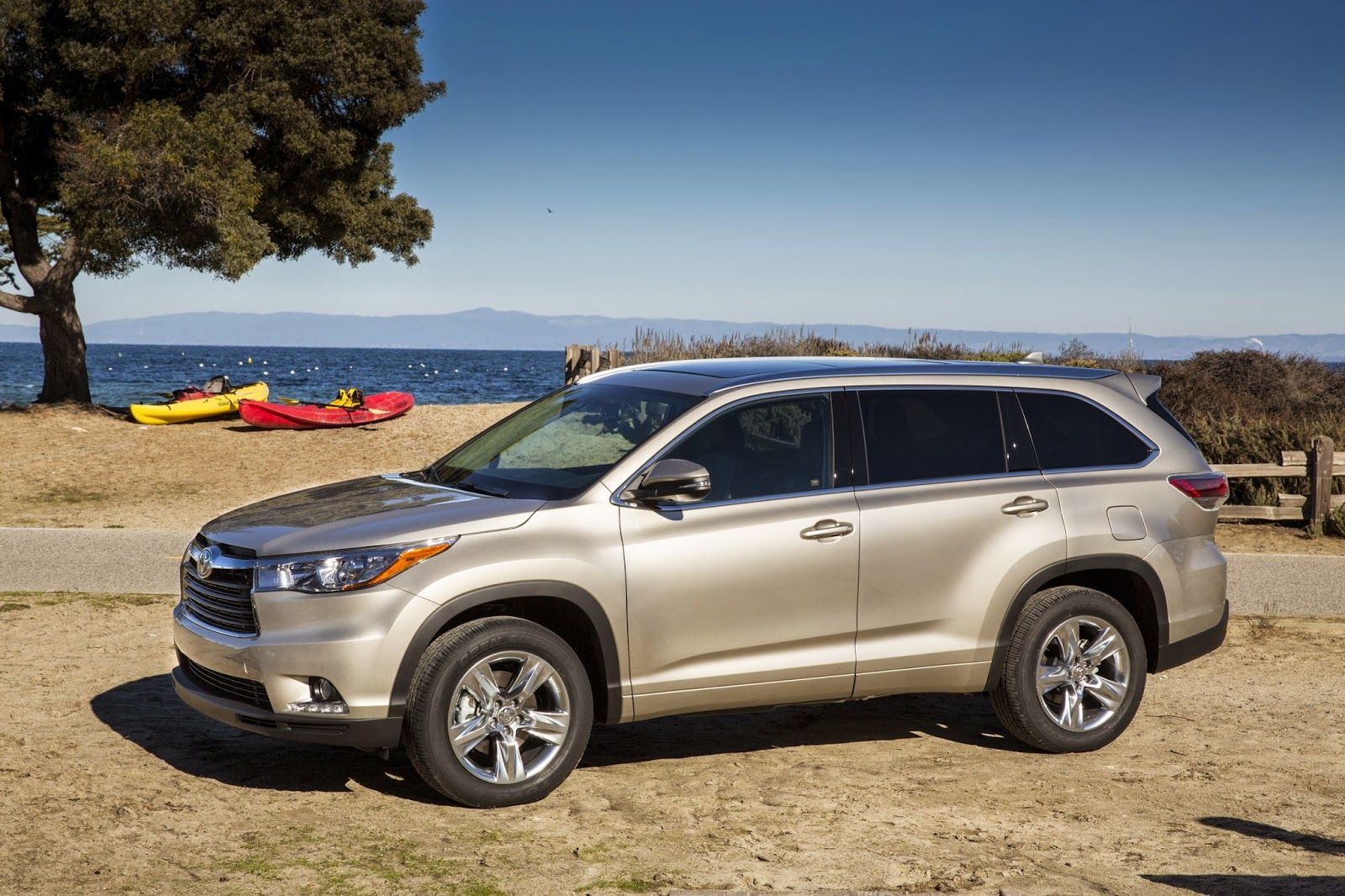2014 Toyota Highlander Limited Home Run For Families 2015