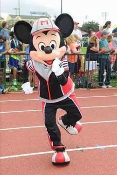 Disney half marathon! Someday I will do this race!