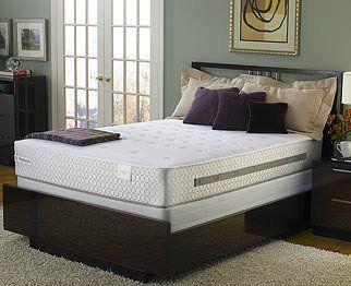Sealy Posturepedic Anaheim Ti Cushion Firm Queen Mattress Set