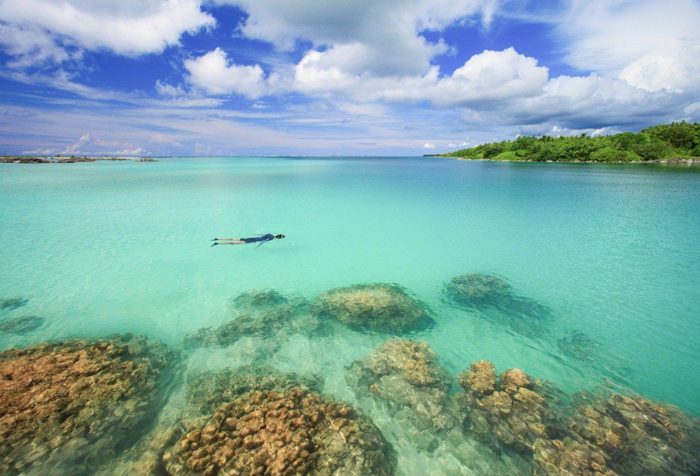 Nias Island Photo Via Shutterstock Indonesia