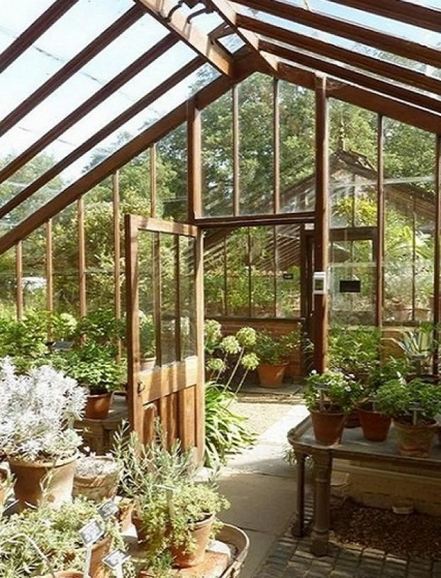 50 Awesome Attached Greenhouse Design Ideas Greenhouse Plans Home Greenhouse Greenhouse
