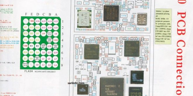 nokia 3310 pcb diagram solutions SARI INFO k Pinterest