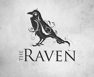 In the Company of Crows and Ravens | the raven