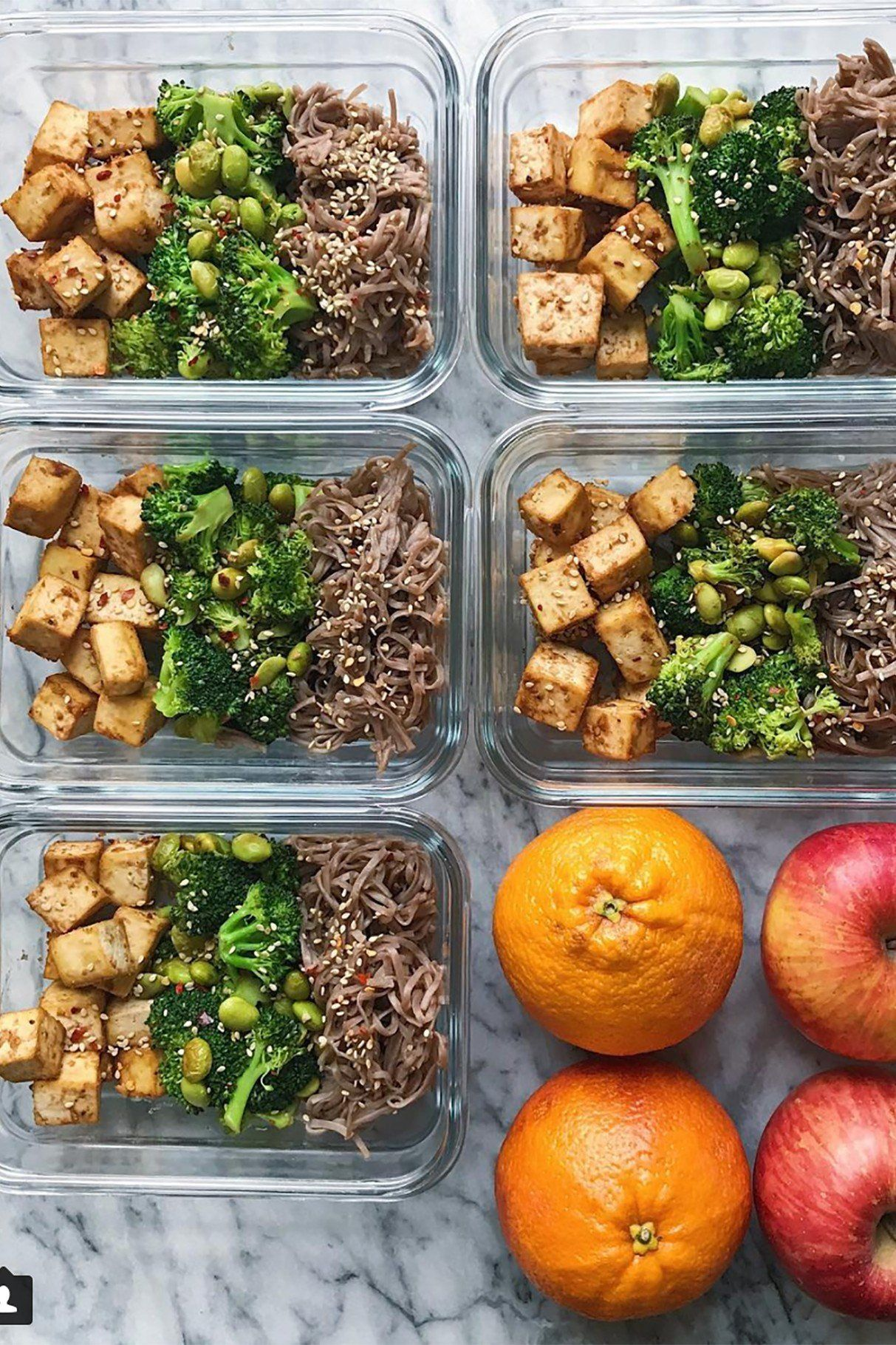 lose weight by planning ahead with these 45 lunch meal-prep ideas