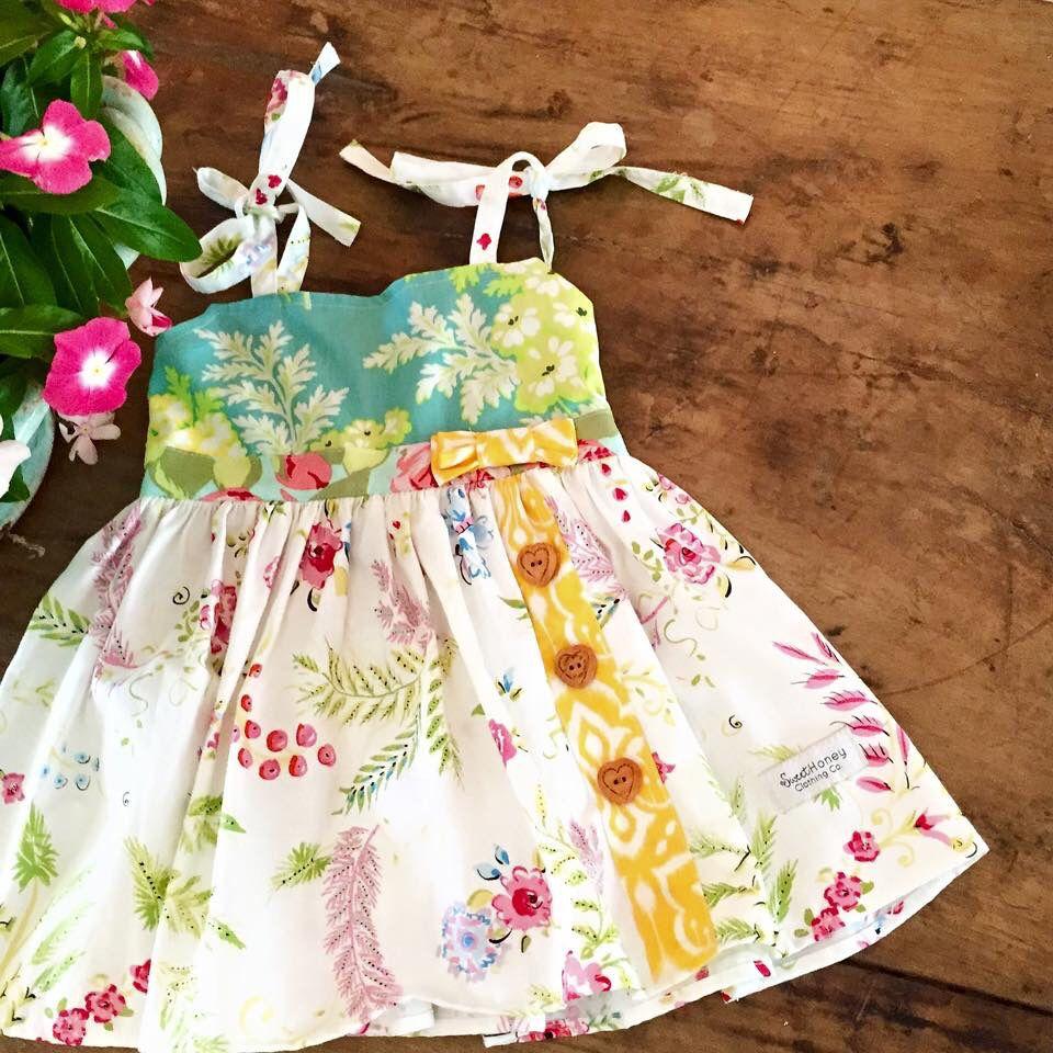 Sweethoney Summer Buttons Kennas Kloset Pinterest Clothes Honeyclothing Dress Sweet Honey Clothing Outfits Girl Pillowcase Dresses