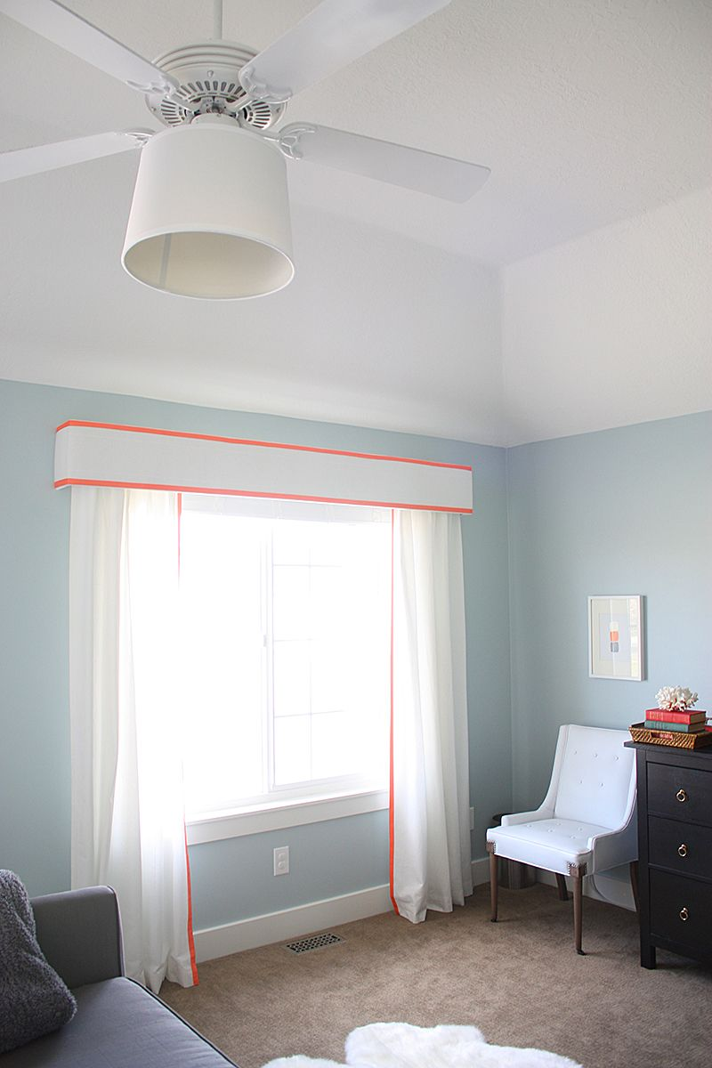 Diy A Old Ceiling Fan Into Beautiful One With Drum Shade Love This Site Photo Fan7 Zps37f81cb3 Jpg
