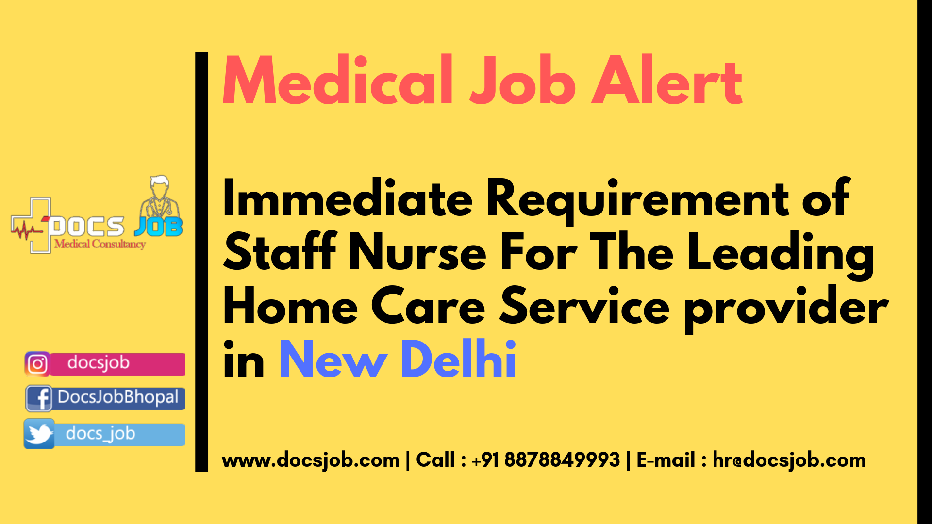 Staff Nurse For One Of The Leading Home Care Service Provider