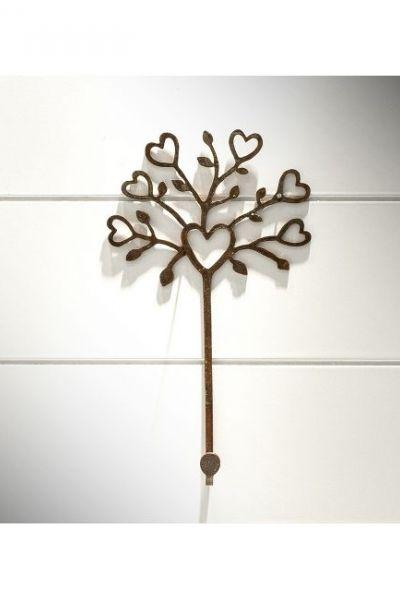 Gancho de ferro árvore com corações vazados: http://www.metacampos.com.br/cabideiros/gancho-em-ferro-coroa-italiana#imagem-10805