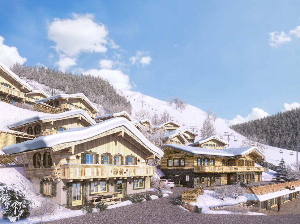 Fageralm Alpenhutte In Der Skiregion Schladming Dachstein West