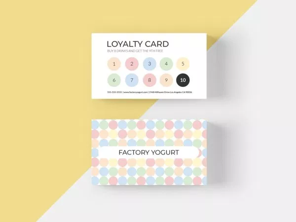 Loyalty Punch Card Templates Archives Restaurant Spider Store Card Templates Punch Cards Loyalty Card