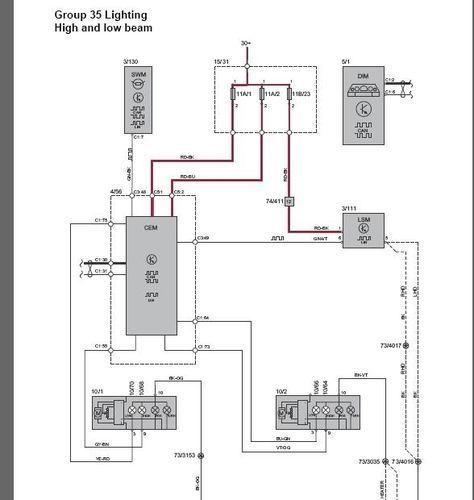 [DIAGRAM] 2011 Volvo C3s4v5c7wiring Diagrams Service FULL