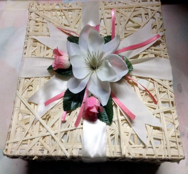 We make custom spa gift baskets. Each basket is assembled when ordered. The baskets are hand made and packed with high quality products. Then each basket is individually decorated with silk flowers and ribbons. Visit http://www.blissfulbalance.com for more details