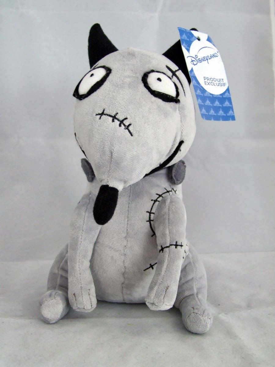 image peluche sparky stitch in moovies