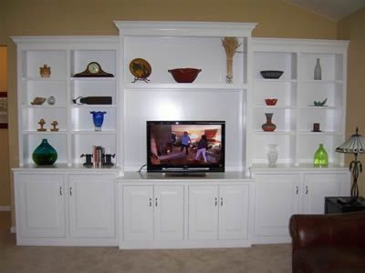 White Wall Unit built in bookcase wall units | white wall unit this white wall