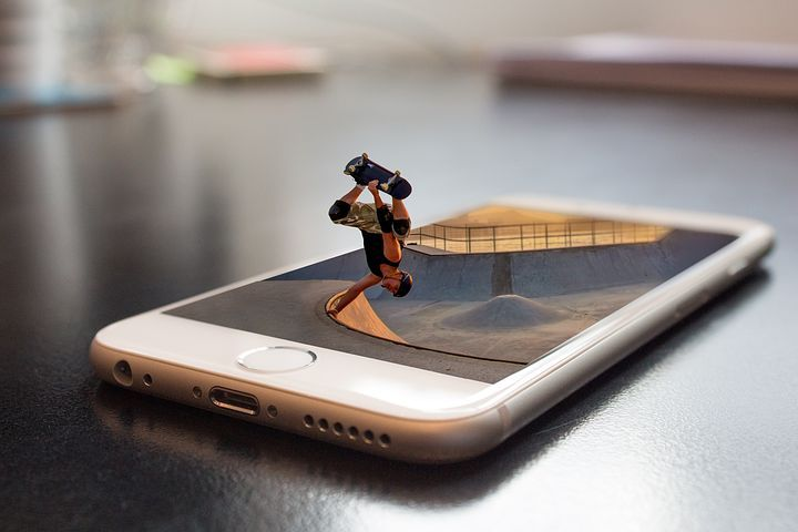 Sport Wallpapers For Iphone 6: Sport, Skating, Halfpipe, Skater