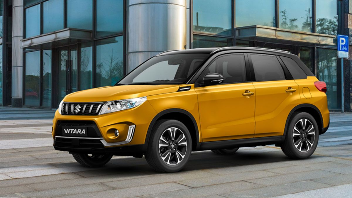 2020 Suzuki Grand Vitara Preview di 2020