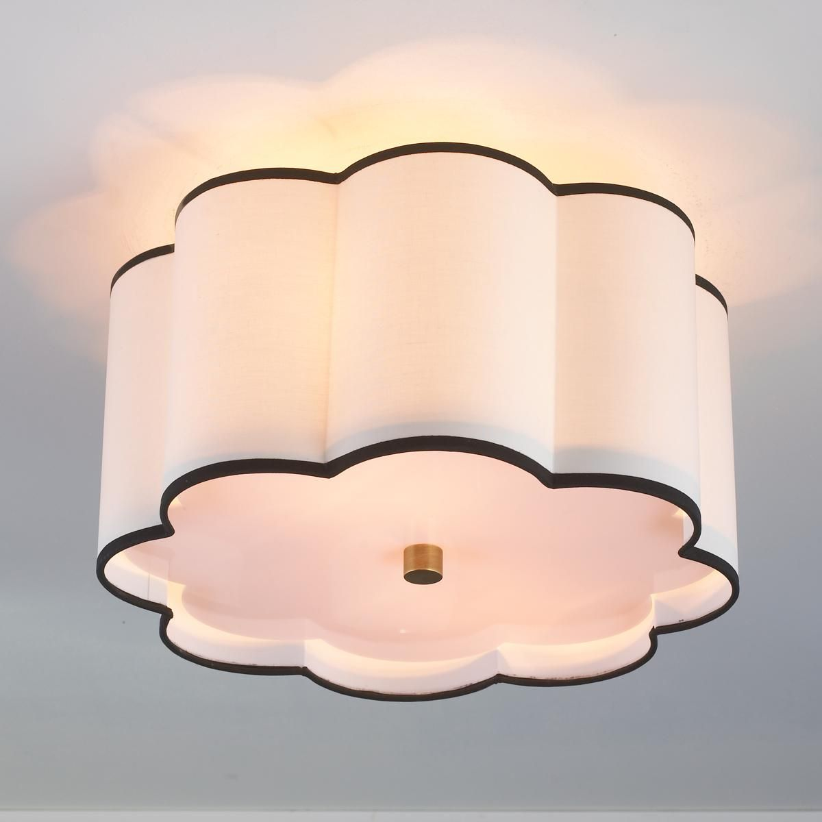 Flower Drum Shade Ceiling Light Ceiling Lights Office Lighting