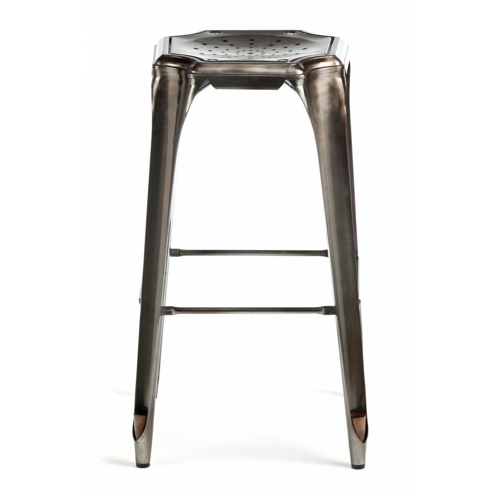 Outstanding Vintage Marais Bar Stool W No Back Bar Stools Stools Ibusinesslaw Wood Chair Design Ideas Ibusinesslaworg