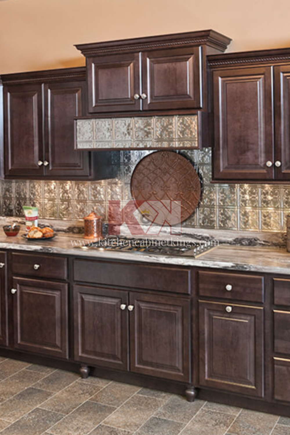Riverside Dark Sable Usa Made Kitchen Cabinets In 2020 Custom Kitchen Cabinets Quality Kitchen Cabinets Kitchen Remodel