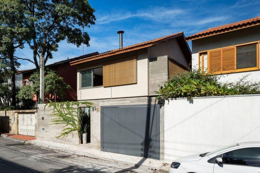 Casa Sagarana by Rocco Arquitetos & Casa Sagarana by Rocco Arquitetos | Doors and House Pezcame.Com