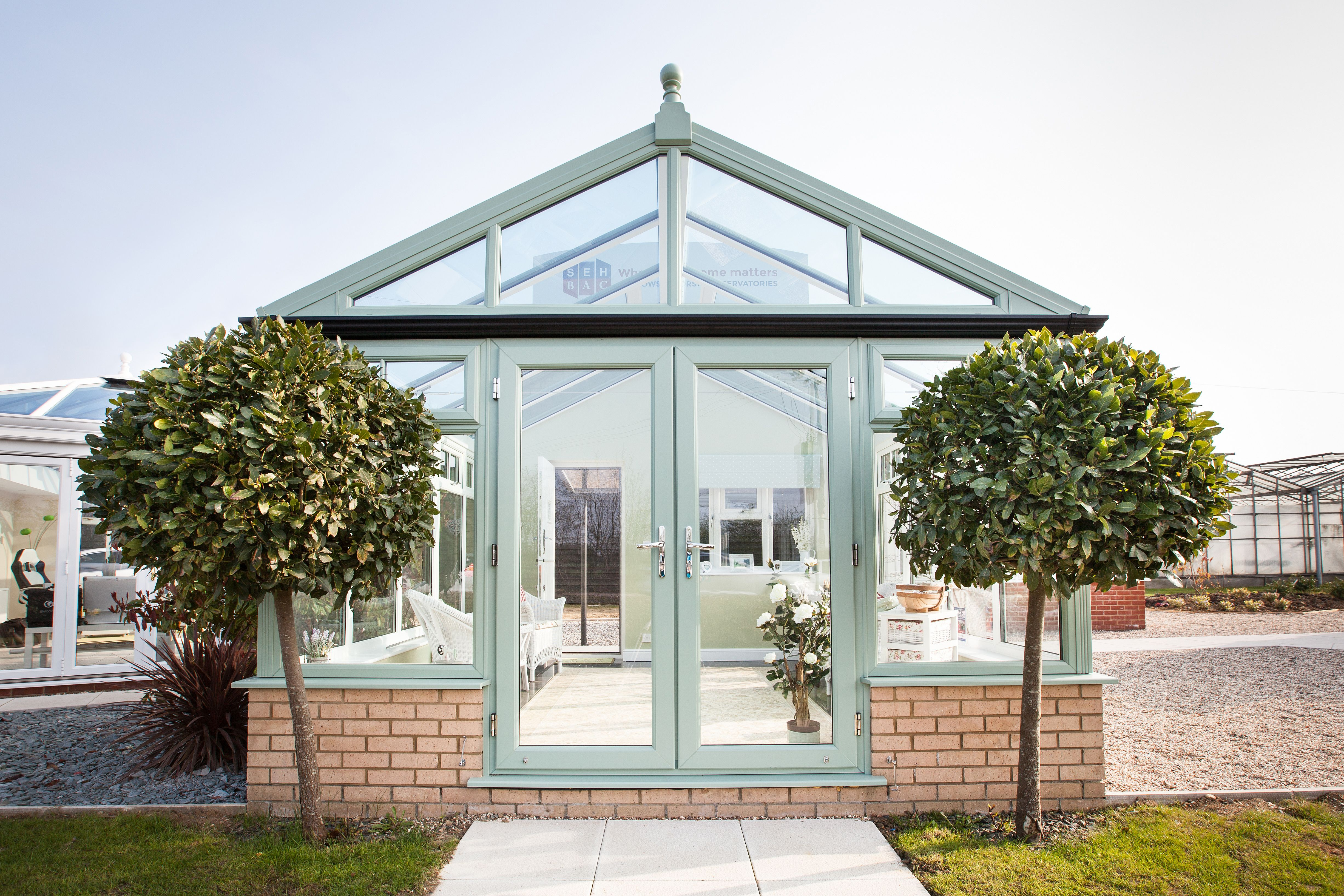 SEH BAC Showcentre Marks Tey Conservatory, House goals