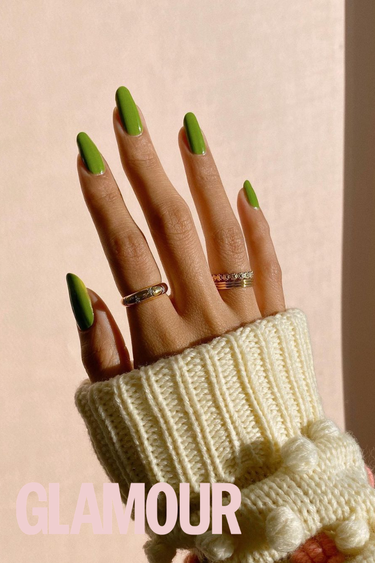The top autumn/winter nail colours, spotted by GLA