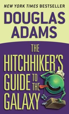 Liz S Pick Hitchhiker S Guide To The Galaxy Guide To The Galaxy Hitchhikers Guide To The Galaxy