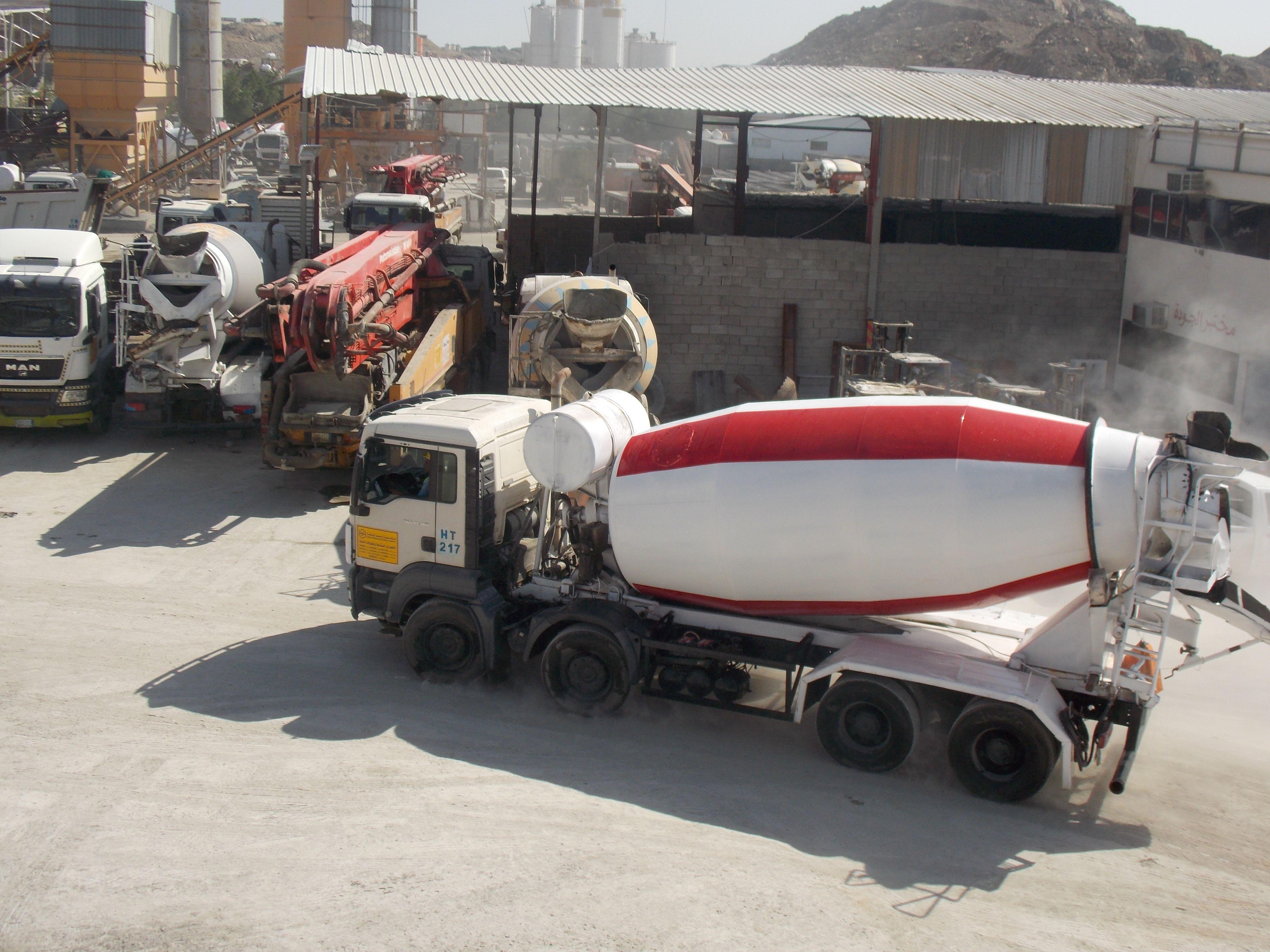 شركة تعمير للخرسانة الجاهزة احدى شركات سعد ال مسعد Tameer