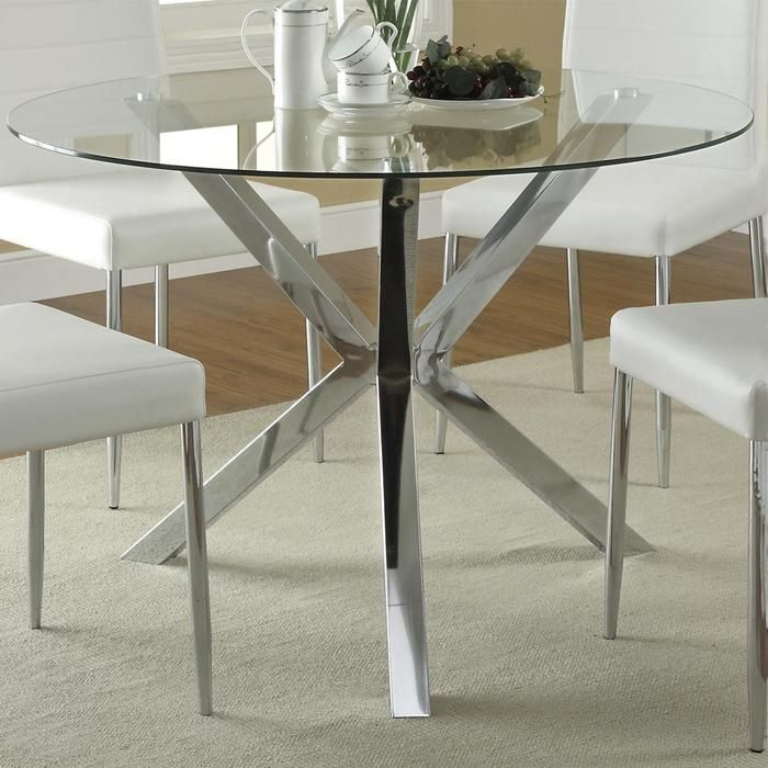 Coaster Furniture Vance Dining Table