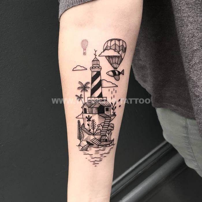 Las Mejores Fotos De Tatuajes Abstractos Ideas Increíbles Para Tus