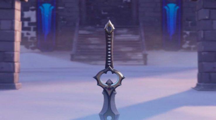 Game Rant Fortnite Infinity Blade Is Op In Fortnite Developer
