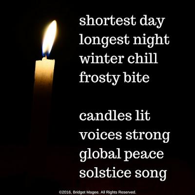 Wee Words For Wee Ones Solstice Song Poem Winter
