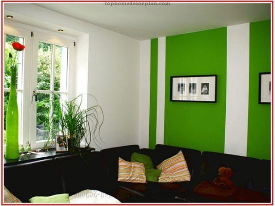 Ideen Zum Wohnzimmer Streichen U00bb 5 Kreative Beispiele