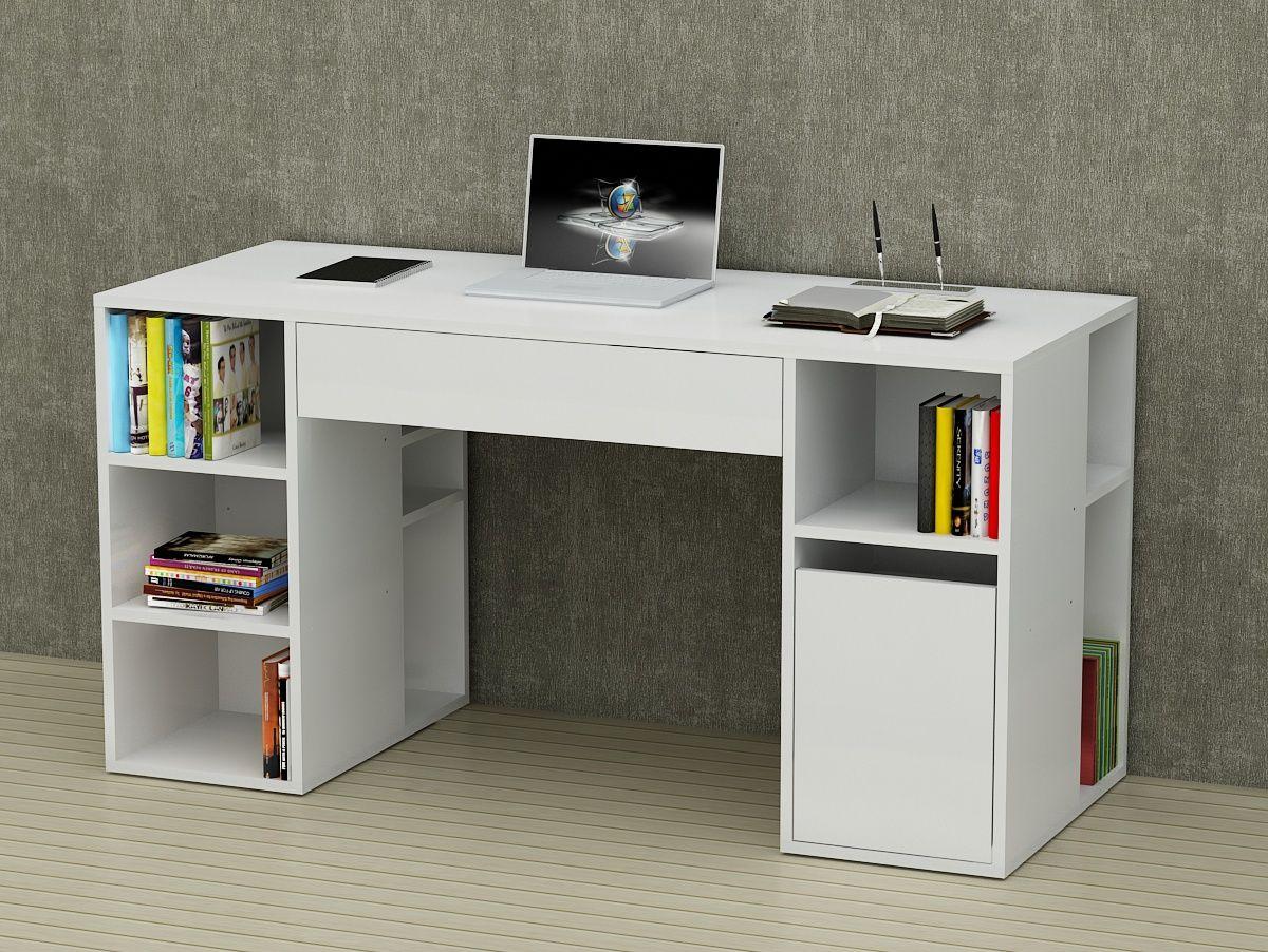 Schreibtisch Diamond Weiß In 2020