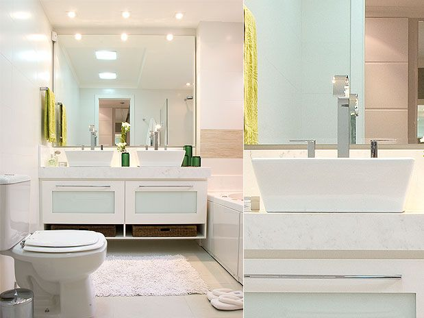 evite muitos mveis no caia na tentao de espalhar muitos mveis pelo banheiro pense sempre