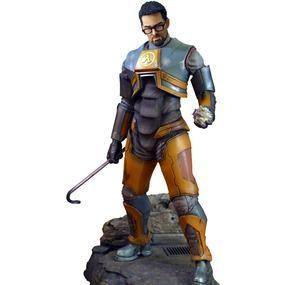 [Half Life 2: Statue: Gordon Freeman (Product Image)]