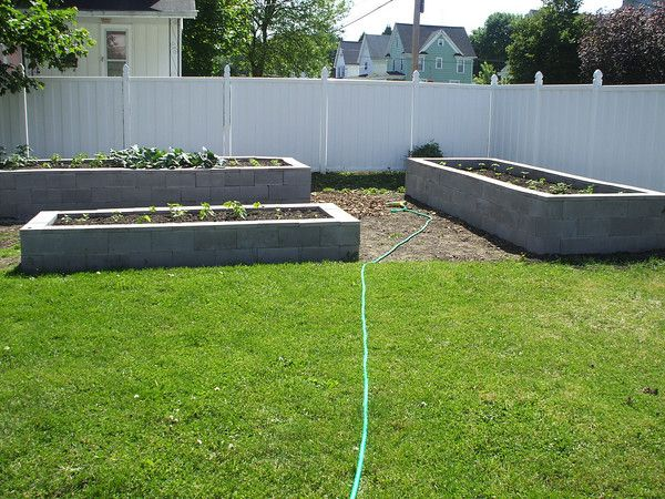 Raised Garden Bed Ideas Four Options For Frugal Gardening With