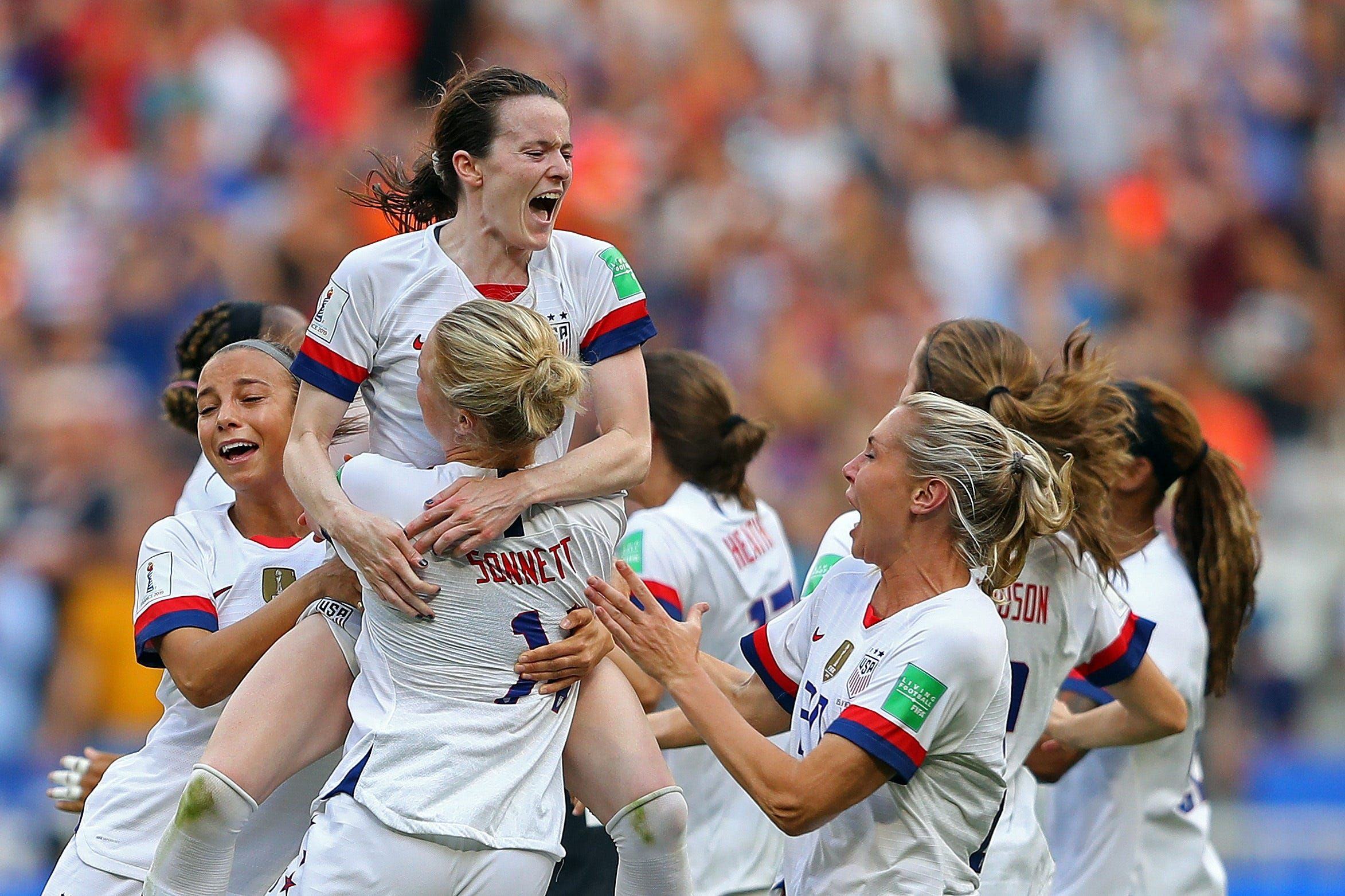 Us Women S Soccer Team Pay Gap Will Make You Gag What To Know About Its Lawsuit Soccer Drills For Kids Soccer Team Women S Soccer Team