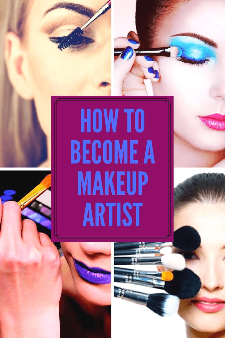 How To A Makeup Artist a makeup artist