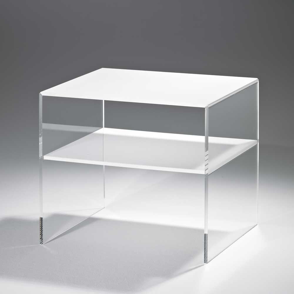 Sofatisch Aus Acrylglas Weiss Jetzt Bestellen Unter Https Moebel
