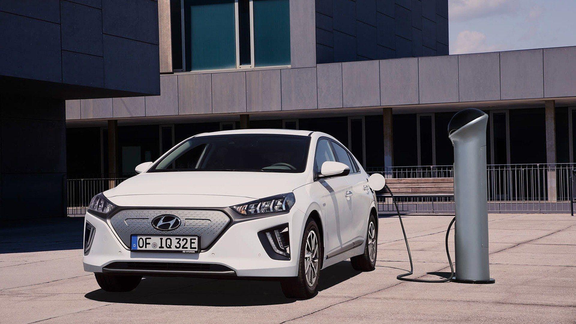 When Will The Hyundai Ioniq 2020 Be Released Hyundai Electric