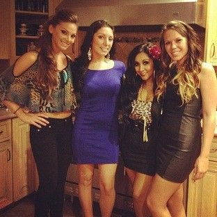 See New Pictures of Snooki's Baby Lorenzo and Her Post-Baby Skinny Body Too! on Cambio