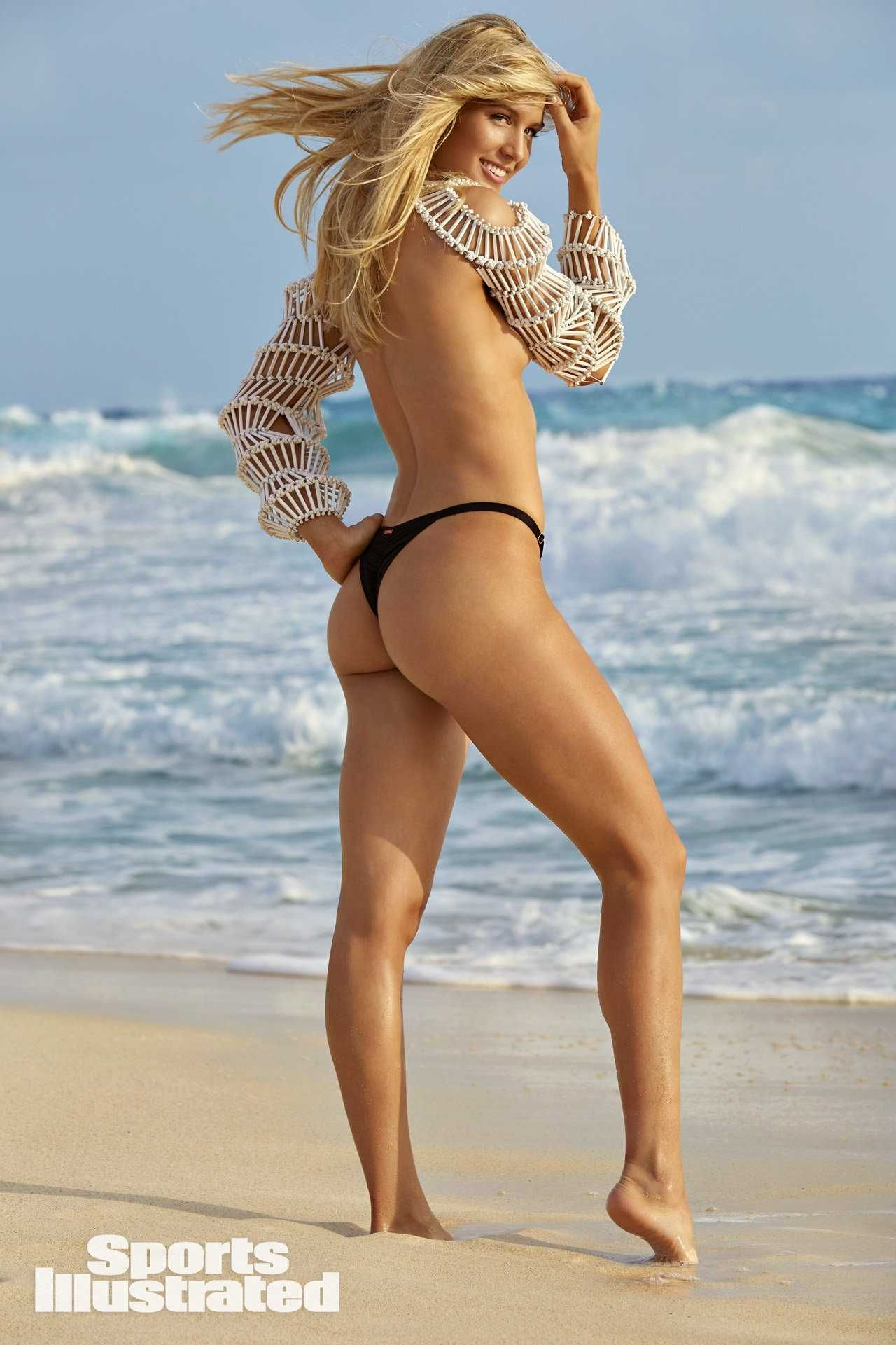 Eugenie Bouchard in Sports Illustrated Swimsuit Issue 2018 ...