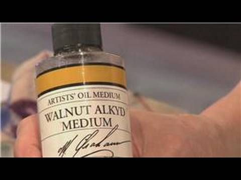 How To Make Your Oil Paints Dry Faster Pretty Ducking Nifty Oil Painting Lessons Oil Painting Tips Oil Painting Videos