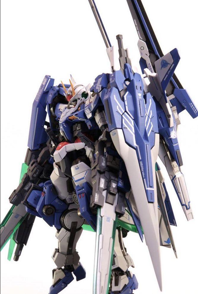 GUNDAM GUY: [十三斬] OO XN RISER XIII SWORD /G - GBWC 2015 Japan Entry Build